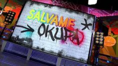 Sálvame Okupa en la programación TV