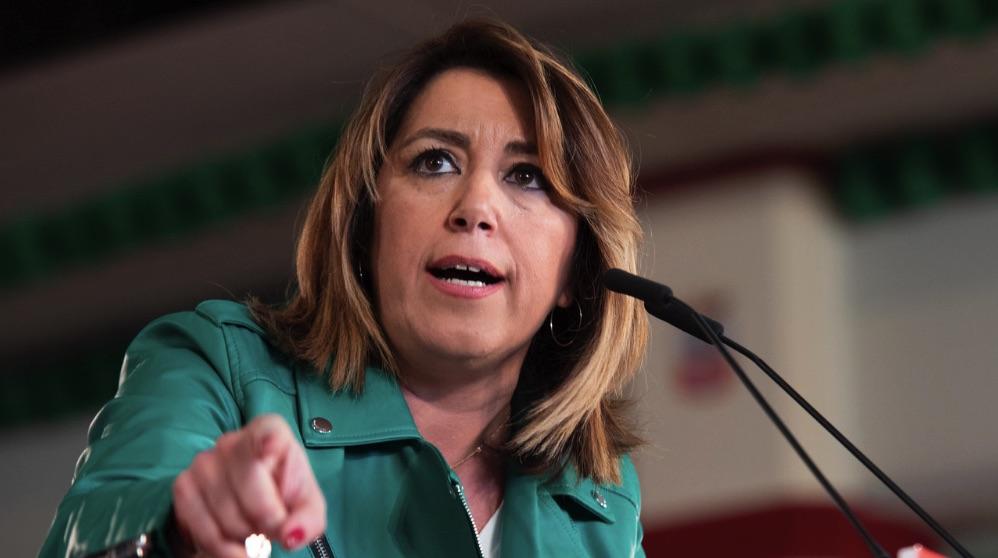 Susana Díaz (Foto. PSOE).