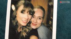 Taylor Swift y Adele