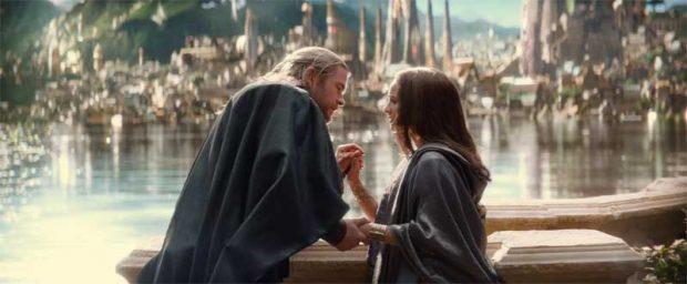 Thor y Jane