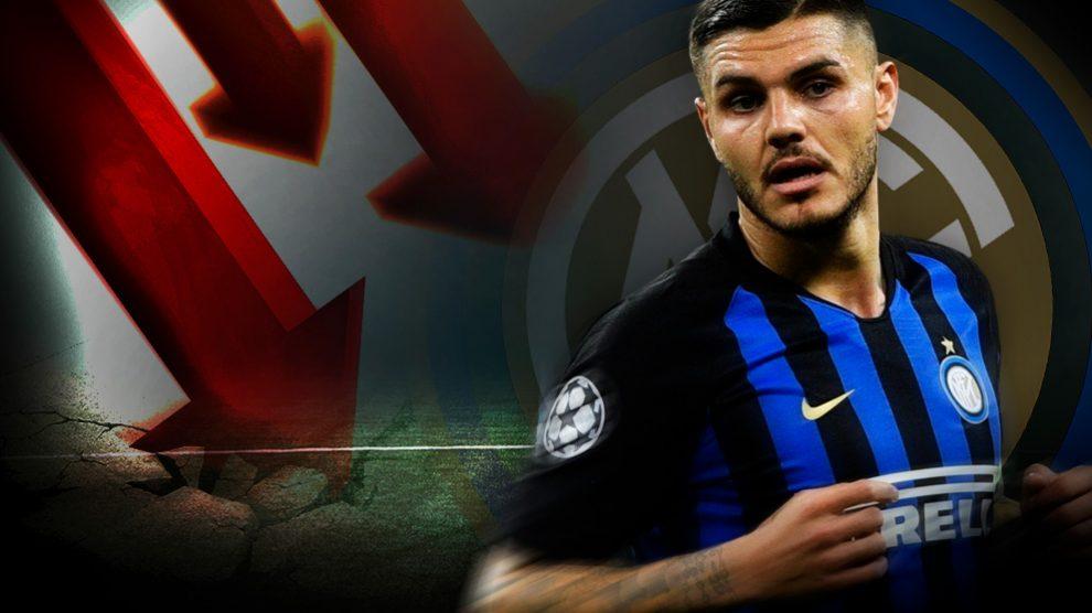 El Inter rebaja la cláusula de Icardi a 80 millones.
