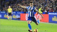 Saúl García con el Deportivo (@Saulgc3)
