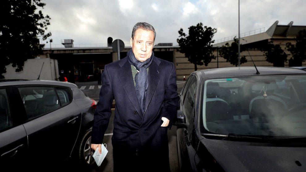 El ex presidente de la Comunidad Valenciana, Eduardo Zaplana.