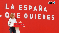Batet en un acto. Foto. PSOE