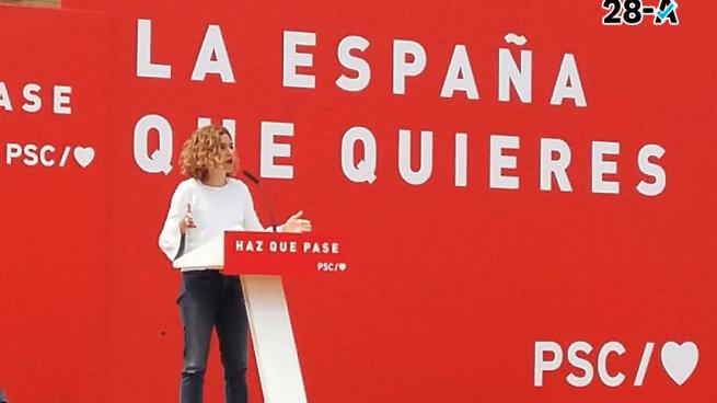 Batet ataca a VOX, PP y C's: «Sería negativo para España que las tres derechas sumaran»