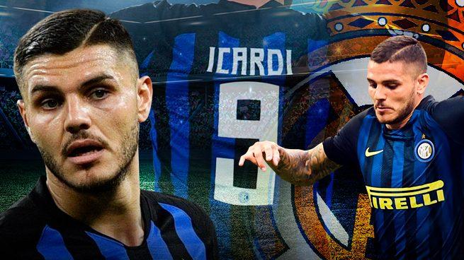 Icardi vuelve a ofrecerse al Real Madrid