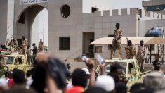 Protestas en Sudán. Foto. EP