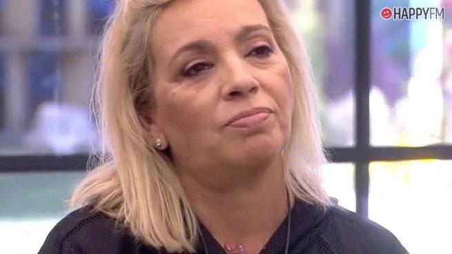 'Sálvame Okupa': Carmen Borrego es expulsada y debe acudir al hospital con urgencia