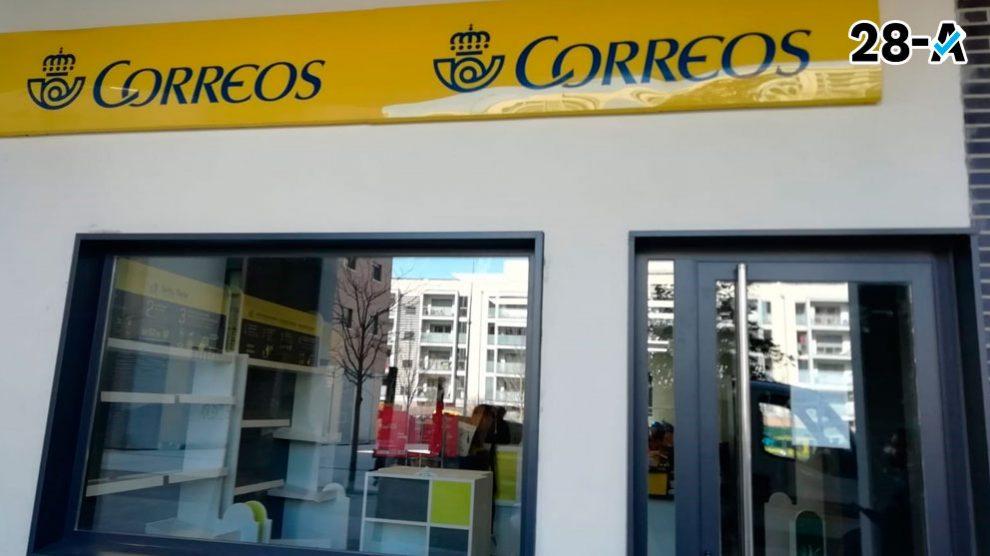 Correos prepara su dispositivo especial de personal de cara a las elecciones generales del próximo 28 de abril. Foto: Europa Press