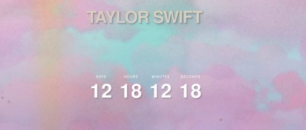 Taylor Swift inicia una cuenta atrás, ¿para un nuevo proyecto?