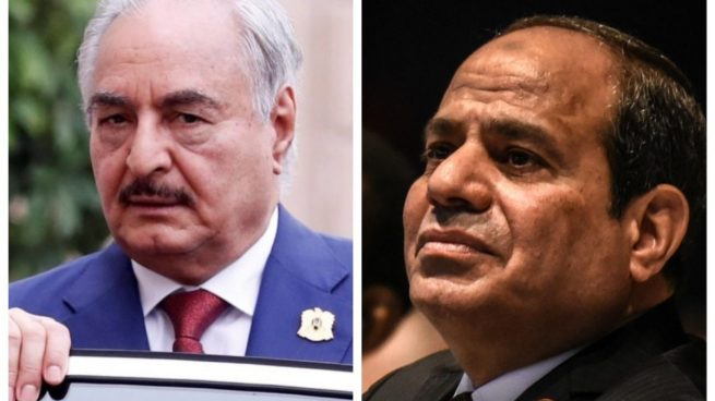 Los combates se intensifican en Trípoli tras el contraataque del Gobierno libio