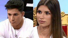 Jenni y Martí tienen buen rollo en 'MYHYV'