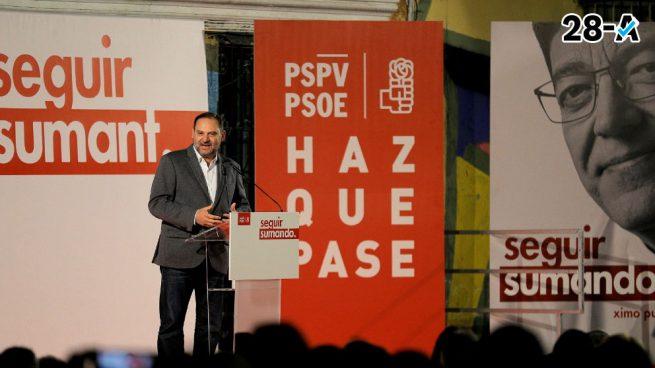 Ábalos asegura que el PSOE quiere un «gobierno monocolor» tras el 28-A