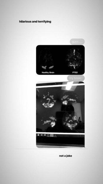 Ariana Grande ha tenido que pedir perdón por estas imágenes en Instagram