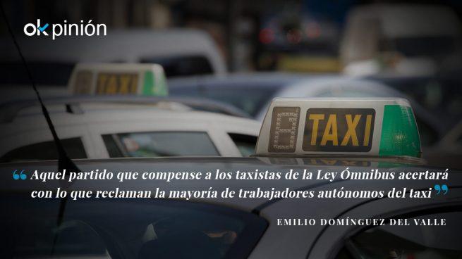Partidos y próximas elecciones. ¿Qué hacemos con los taxis?