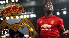El Real Madrid cerrará a Pogba la próxima semana.