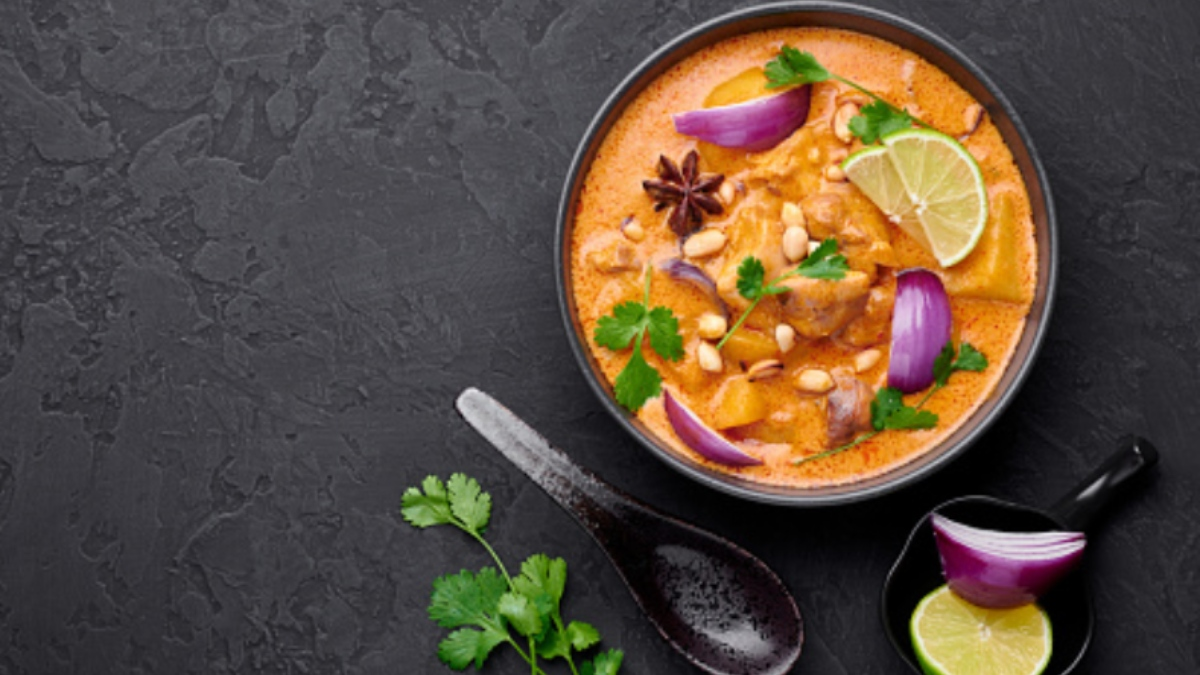 Pollo al curry (1)