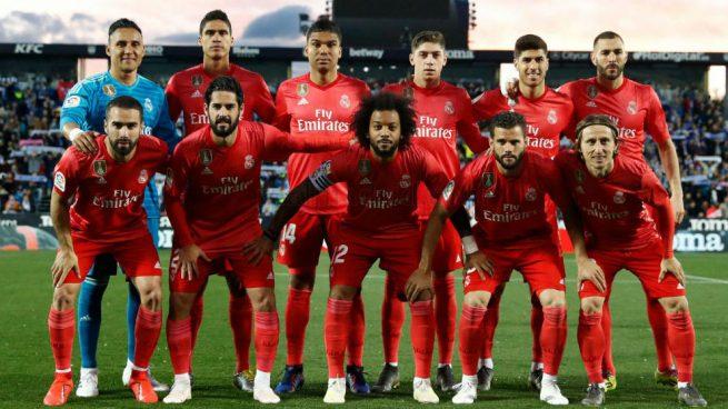 Puntúa a los jugadores del Real Madrid tras el partido contra el Leganés