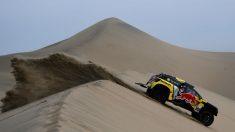 Una imagen del Rally Dakar 2019. (AFP)