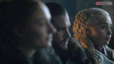 Sansa Jon y Daenerys