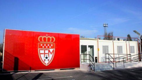 La sede de la Federación Madrileña en Cotorruelo.