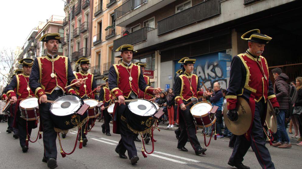 Todas las procesiones de la Semana Santa de Madrid para hoy, Viernes Santo