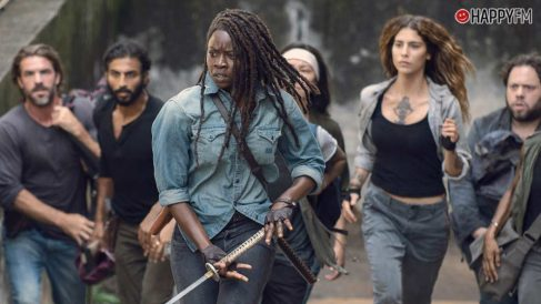The Walking Dead, sus personajes