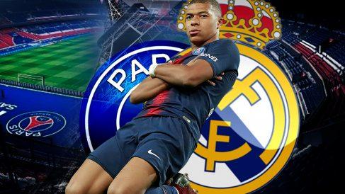 Las casas de apuestas ven factible el fichaje de Mbappé por el Real Madrid.