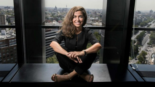 La exdirectora general de eBay en España Susana Voces ficha por Deliveroo