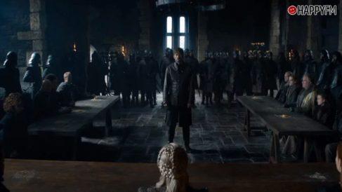 Audiencia para Jaime Lannister