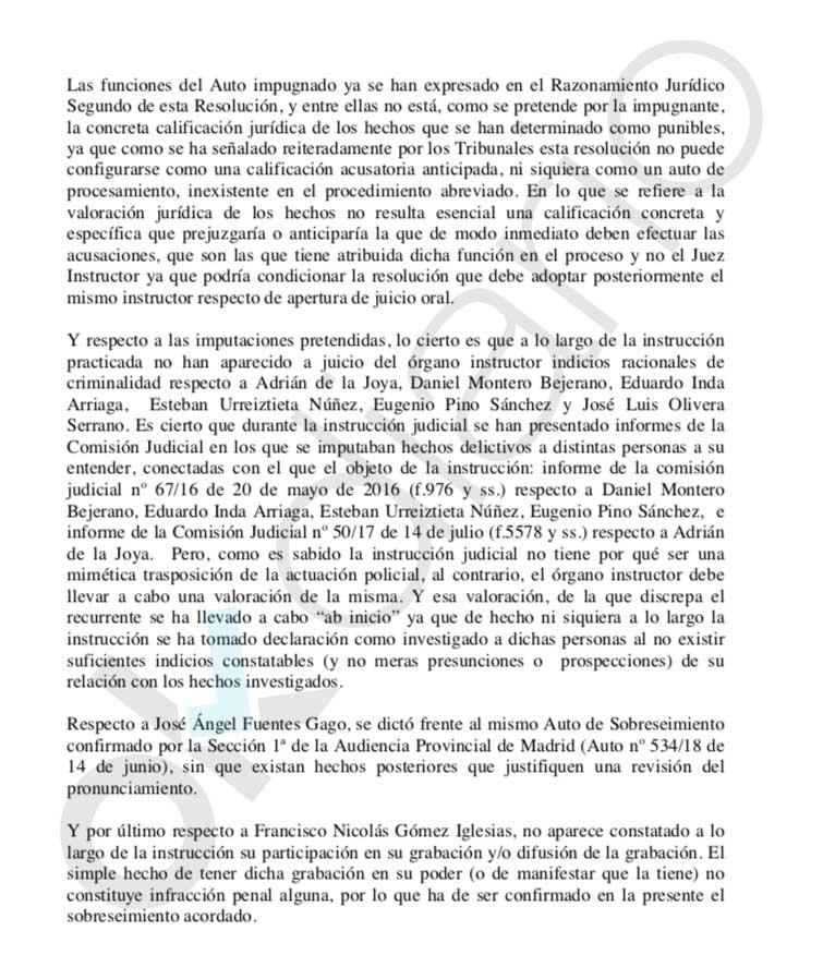Enésimo traspiés judicial de Iglesias: la juez rechaza imputar a Inda y Urreiztieta en el caso 'Pequeño Nicolás'