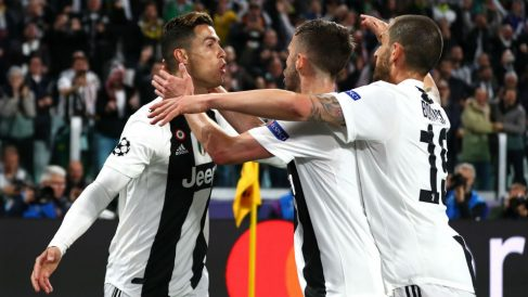 Juventus – Ajax: partido de la Champions League, en directo.