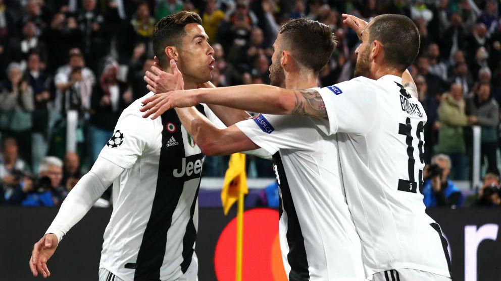 Juventus Gegen Ajax