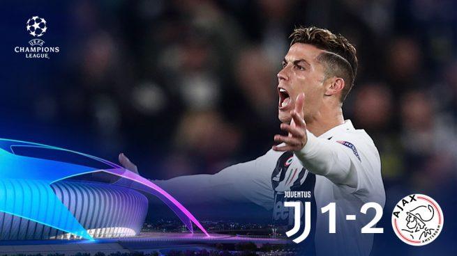El Ajax también se carga a Cristiano
