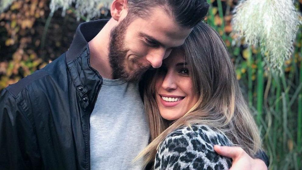 Instagram: Edurne se convierte en el amuleto de la suerte de su novio