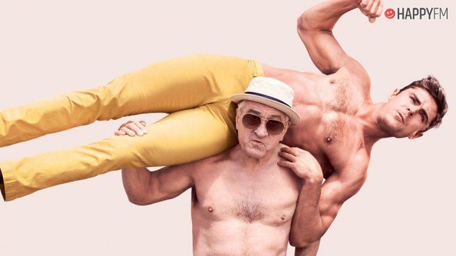 'Dirty Grandpa', la película que nos regaló a Zac Efron desnudo bailando 'La Macarena'