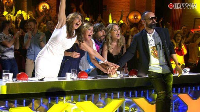 'Got Talent': El jurado se muestra molesto por la decisión de la audiencia