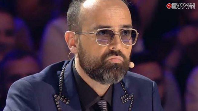 'Got Talent': Este concursante es sepultado en 17 toneladas de arena y las redes sociales no lo creen