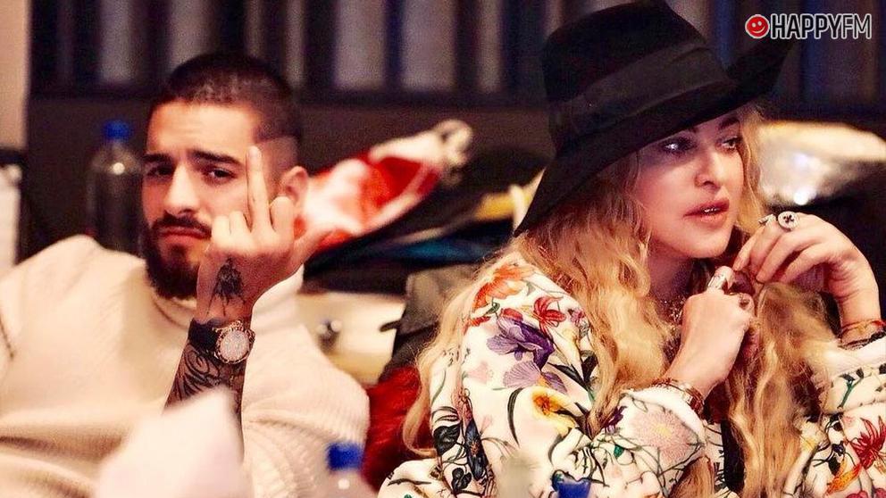 Maluma y Madonna, la colaboración más esperada
