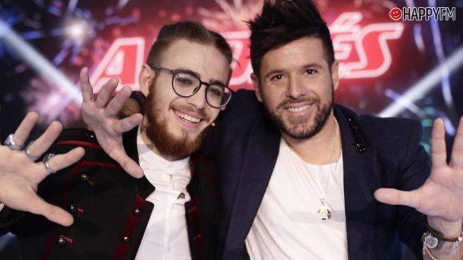 Pablo López se sincera ante el complicado momento que sufrió Andrés Martín en la final de 'La Voz'
