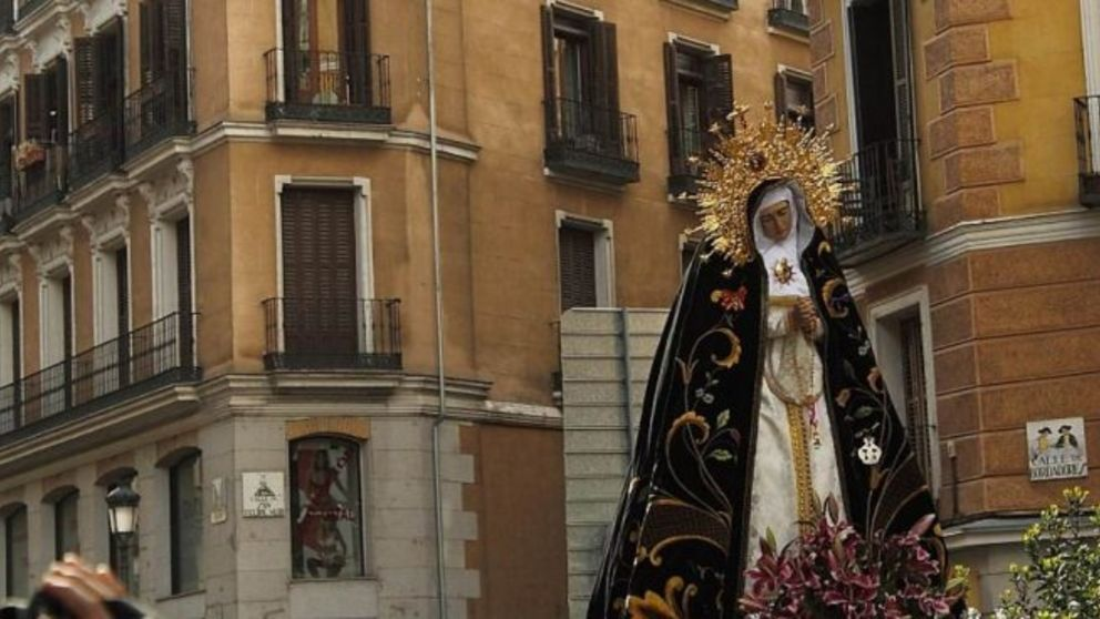 Descubre la procesión de hoy sábado santo en la Semana Santa de Madrid