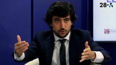 Toni Roldán, responsable de área económica de C's
