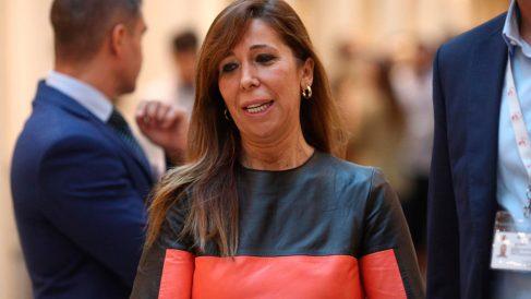 La diputada nacional y expresidenta del PP en Cataluña, Alicia Sánchez-Camacho. Foto: Europa Press
