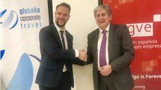 Ignacio González, director GCT y Antonio Perea Presidente de AEGVE. (Foto: Globalia)