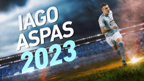 Iago Aspas (Real Club Celta)