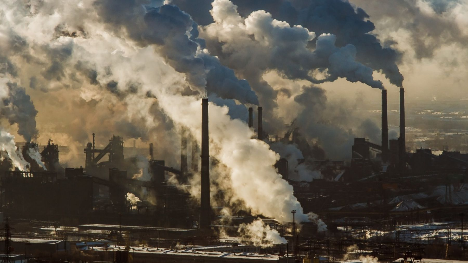 La lista de gases de efecto invernadero y qué provocan
