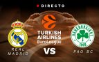Real Madrid Panathinaikos