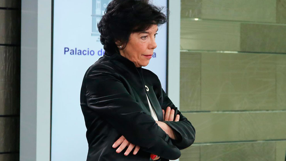 Isabel Celaá (Foto: EP)
