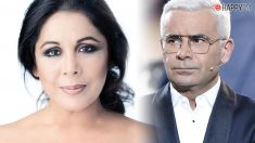 Jorge Javier Vazquez e Isabel Pantoja charlan por primera vez en mucho tiempo