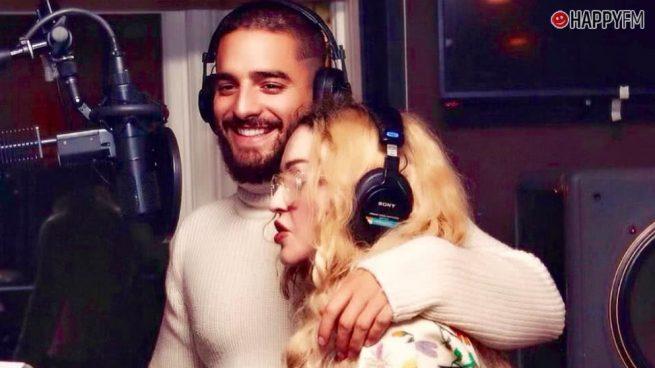 Maluma y Madonna, la colaboración que podría costar muy caro a la artista